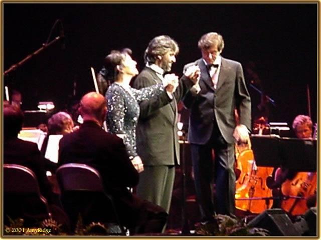Columbus Concert - Spring 2001